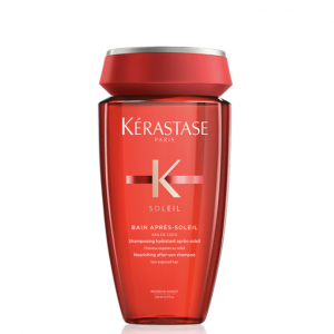 Kerastase Bain Soleil shampoo to protect hair from sun damage